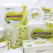 Emerald™ Eco Friendly Package Design