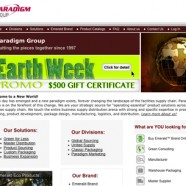 Paradigm Group Website
